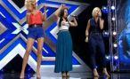 «Беатрис» порвала «X-Factor»
