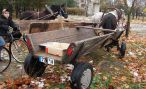 В Беларуси полным ходом идет регистрация в ГАИ гужевого транспорта
