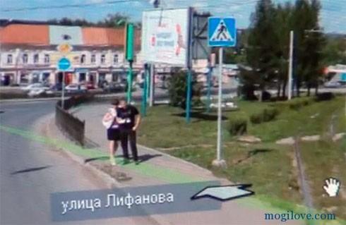 Яндекс.Карты разлучили влюбленных