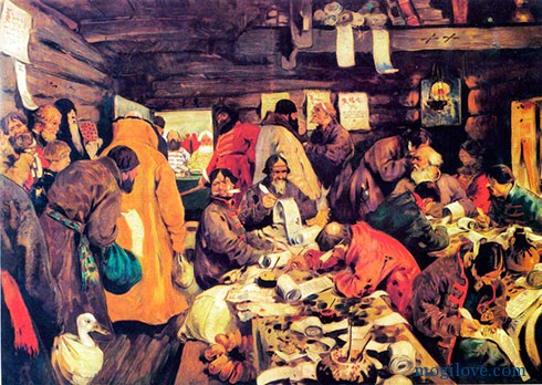 История Могилева: Контрразведка XVII века
