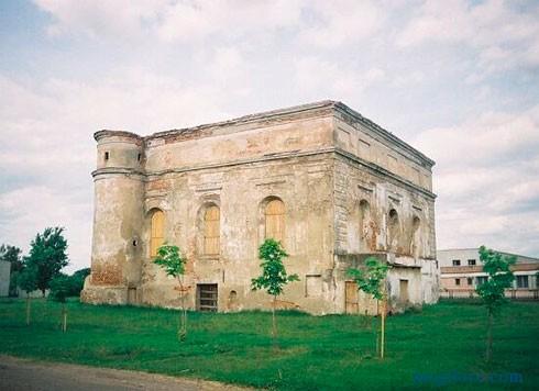 синагога Быхова