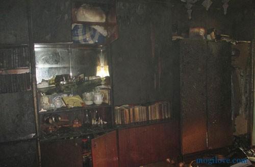 пожар ул. Островского