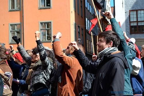шведские анархисты