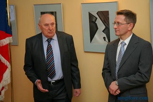 М. Гриб и А. Логвинец